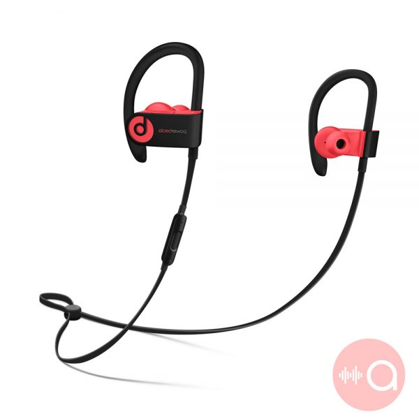Powerbeats 3 Wireless Siren Red